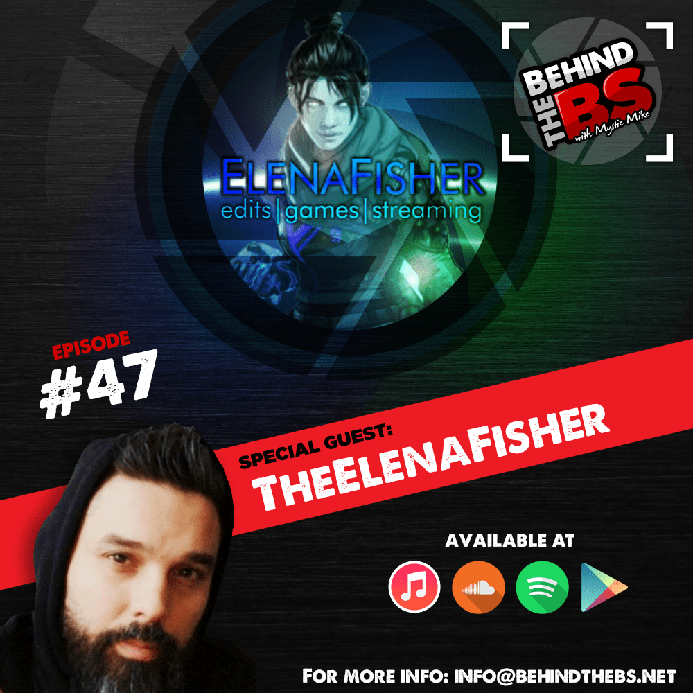 Episode 47 - TheElenaFisher
