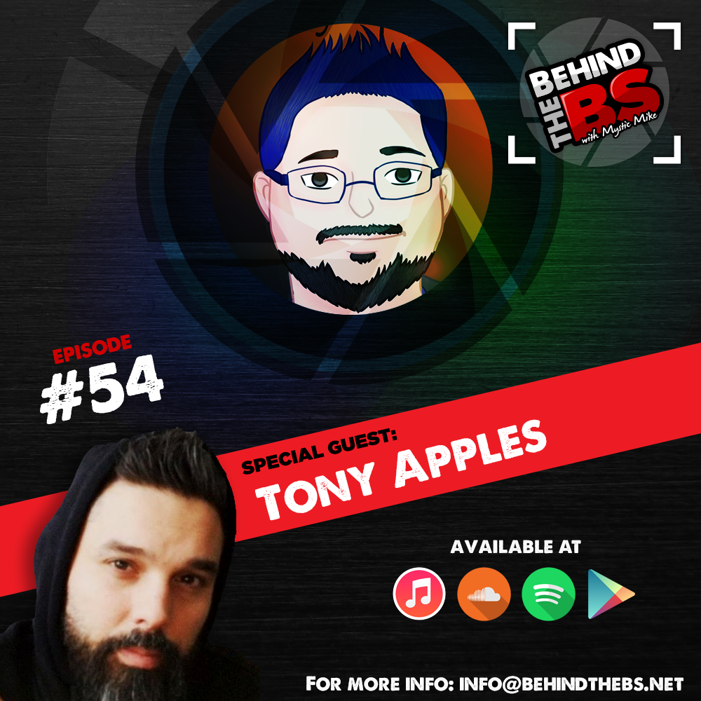 Episode 54 - Tony Apples