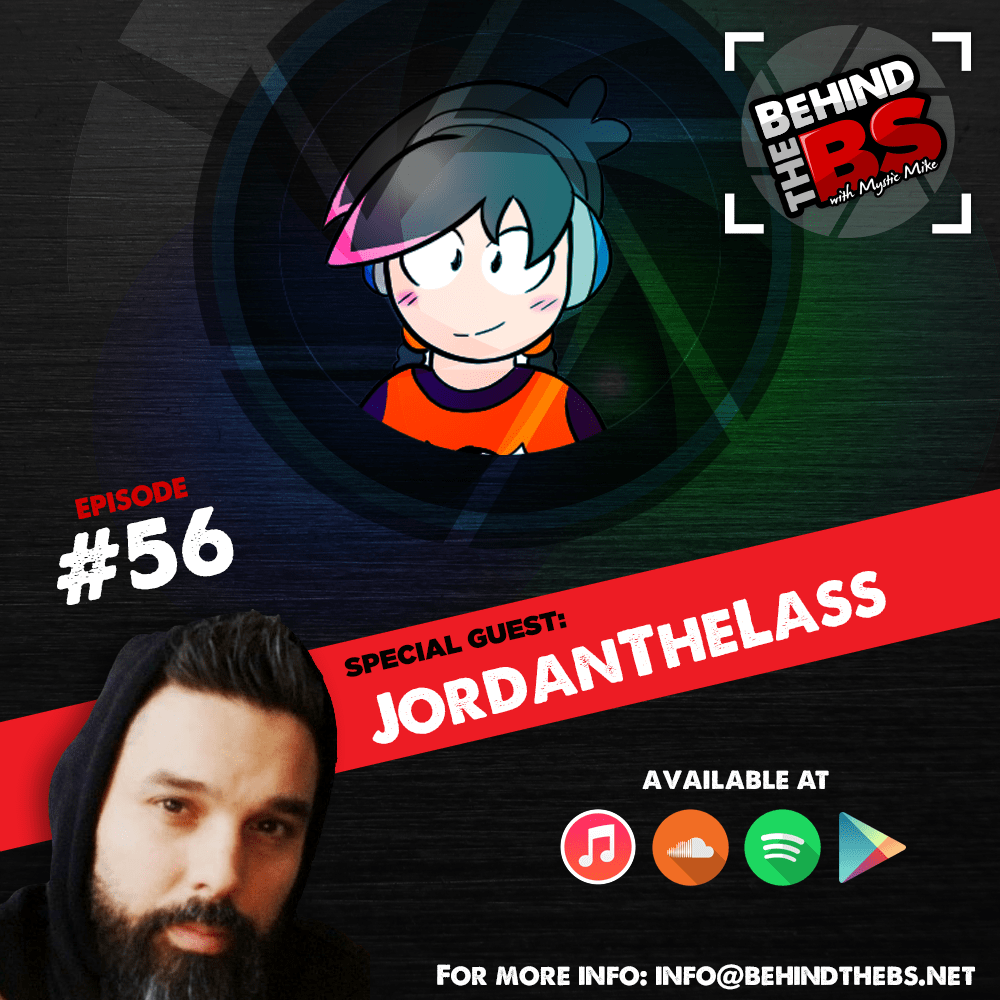 Episode 56 - JordanTheLass