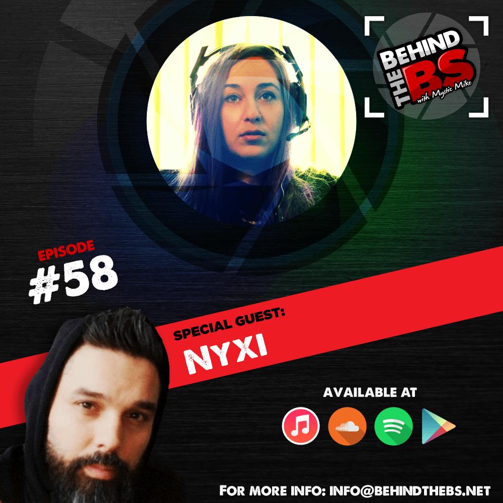 Episode 58 - Nyxi