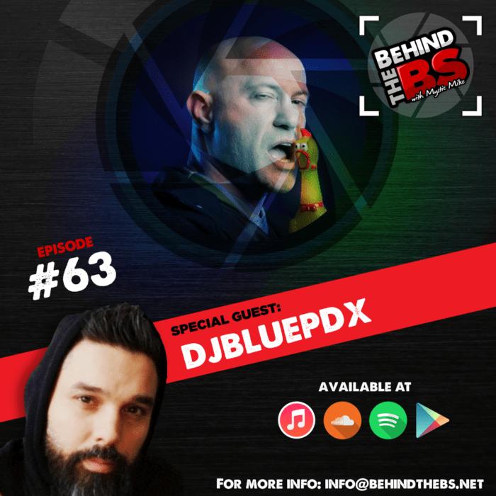 Episode 63 - DJBLUEPDX