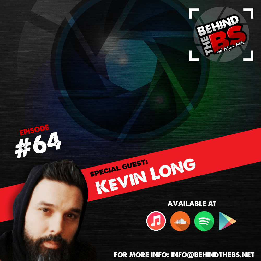 Episode 64 - Kevin Long